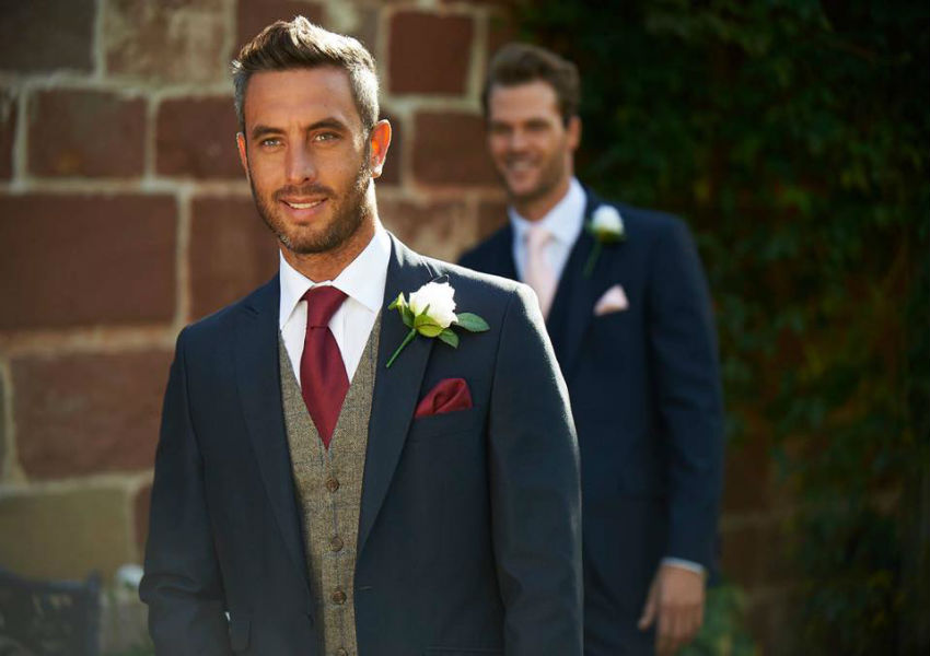 Mens Formal Hire for Weddings in Bradford | Brides to Be